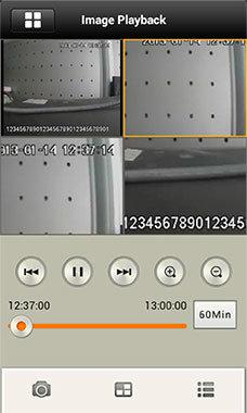 Управление Smart PictureView воспроизведением.