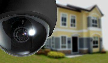 Шаг к безопасности - комплект видеонаблюдения для дома