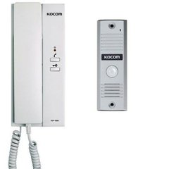 Kocom KDP-601A + KC-MD20, White