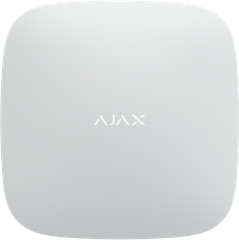 Ajax Hub 2 Plus White