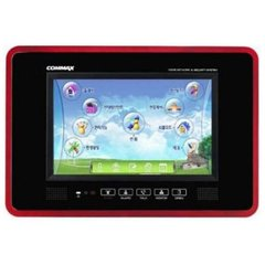 Commax CDP-1020HE, Black-Red