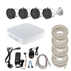 Dahua IP-KIT4x1080P-OUT