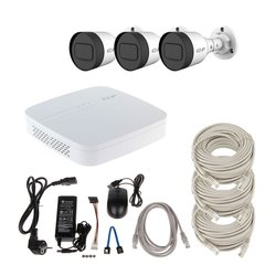 Dahua IP-KIT3x1080P-OUT