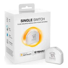 Fibaro Single Switch для Apple HomeKit - FGBHS-213
