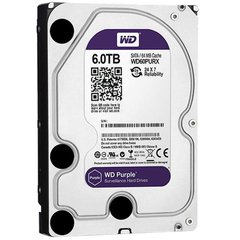 Western Digital Purple 6TB 64MB WD60PURX 3.5 SATA III
