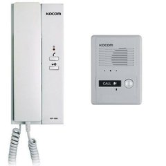 Kocom KDP-601A + MS2D, White
